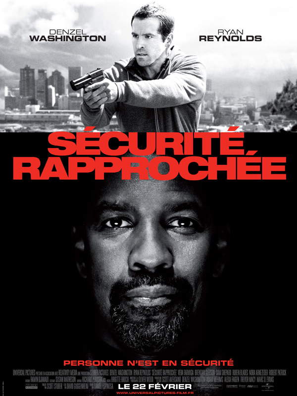 Securite rapprochee streaming