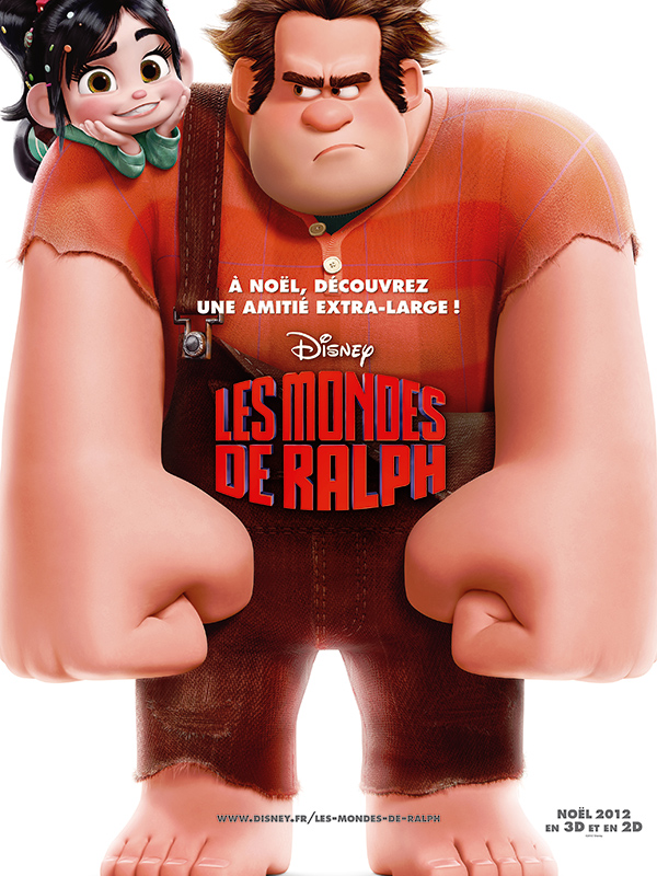 Les Mondes de Ralph en Streaming