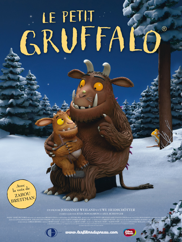 Le Petit Gruffalo ddl