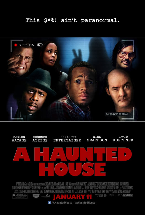 A Haunted House ddl