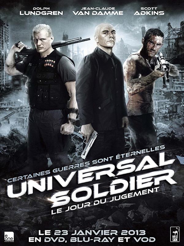 Universal soldier – le jour du jugement dvdrip