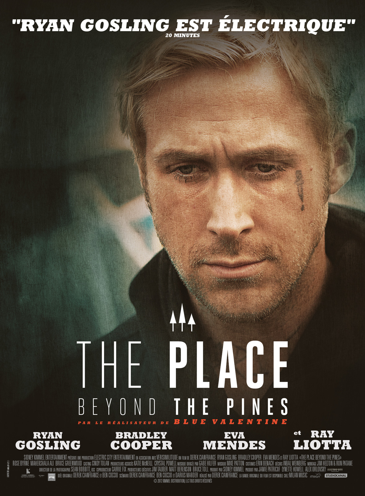 The Place Beyond the Pines ddl