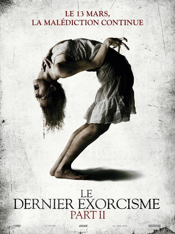 Le Dernier exorcisme : Part II ddl