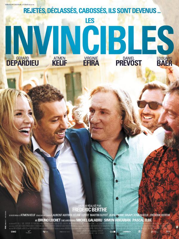 Les invincibles dvdrip