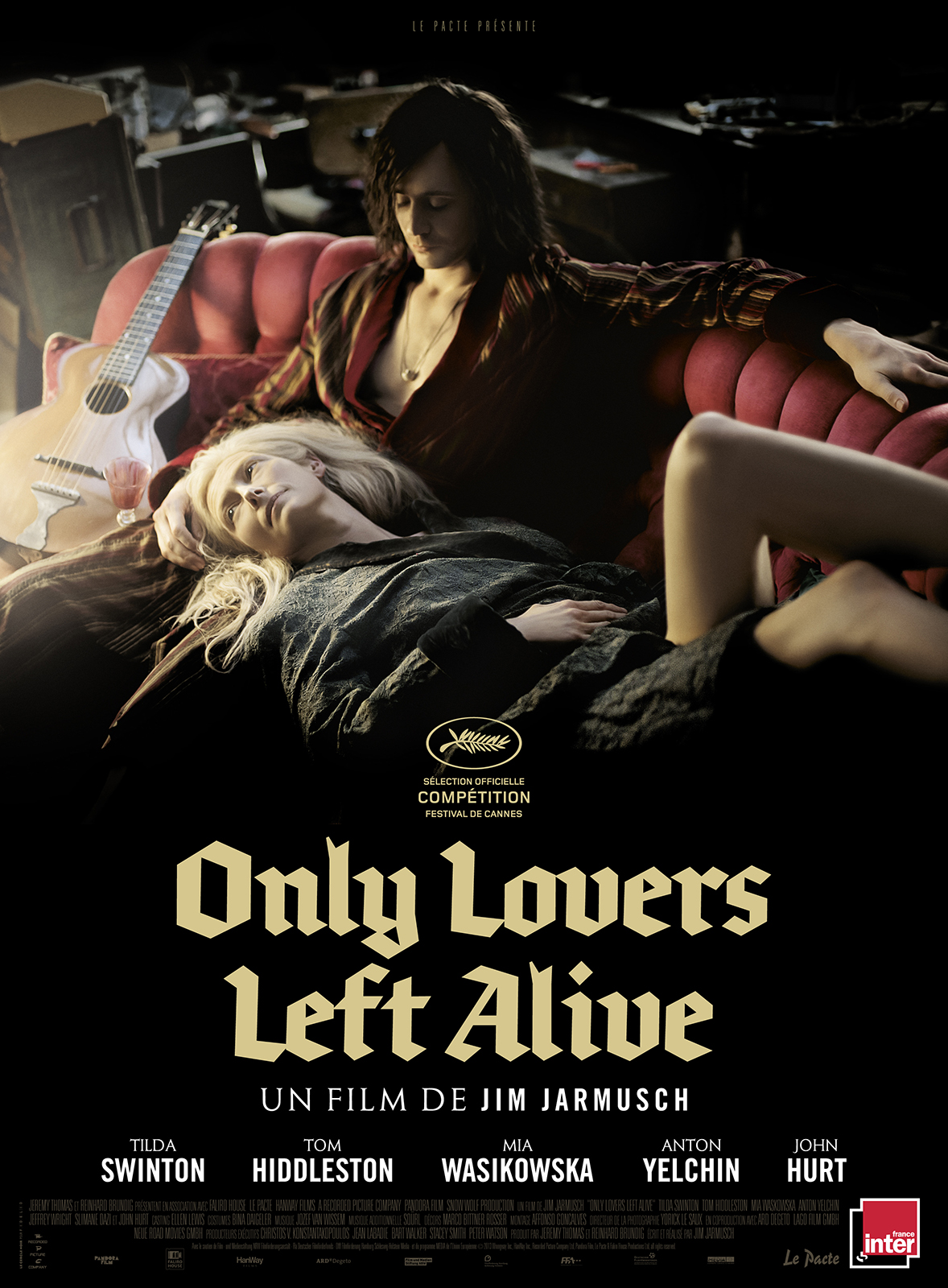 Only Lovers Left Alive dvdrip