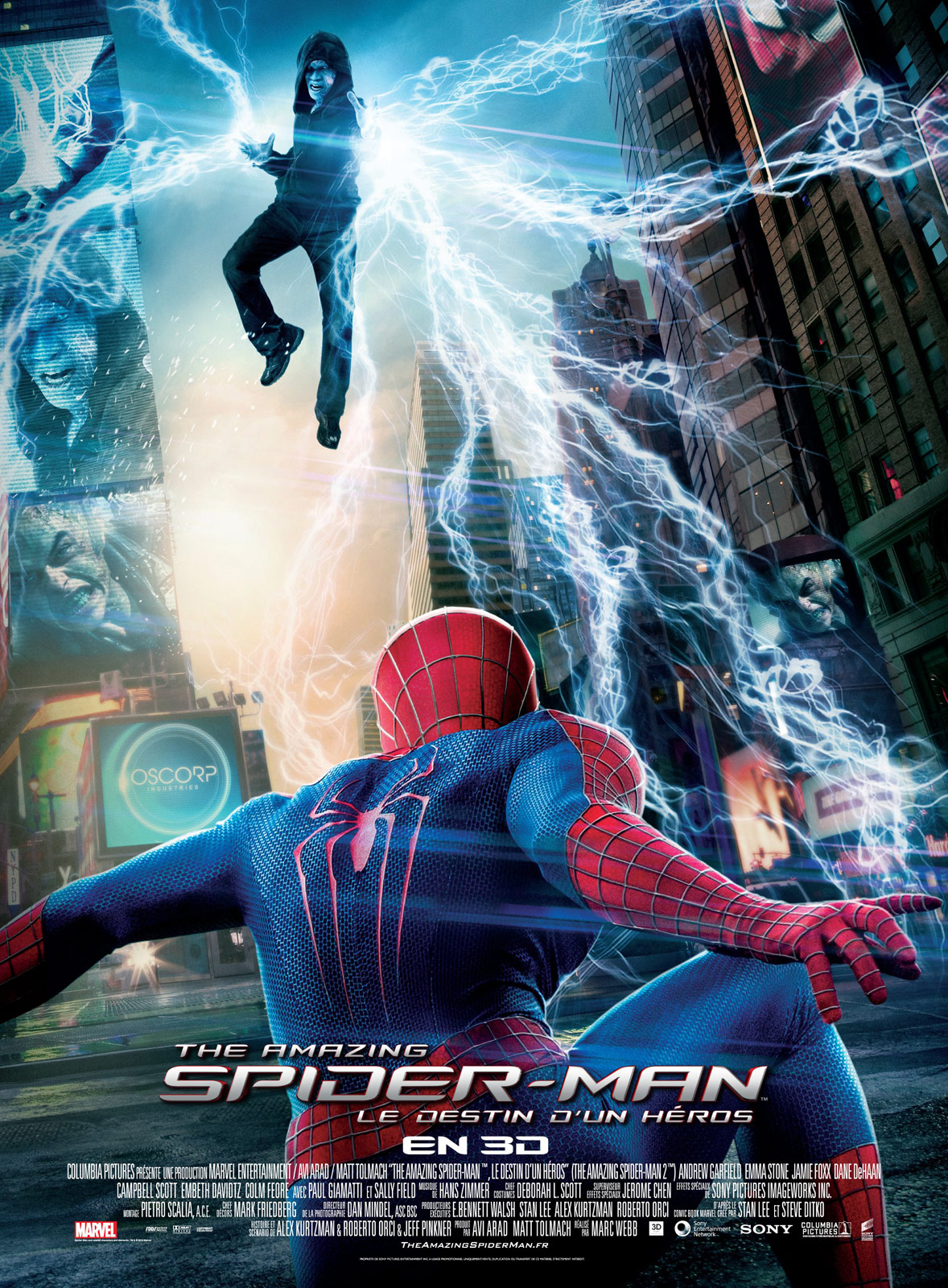 The Amazing Spider-Man : le destin d'un Héros [WEBRIP.MD] dvdrip