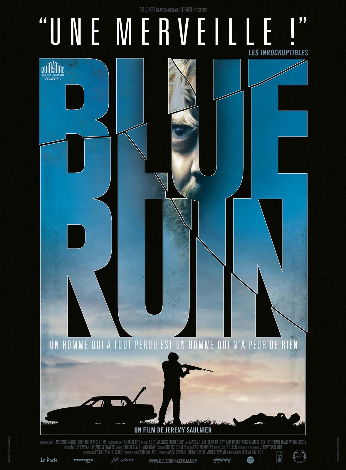 Blue Ruin  [WEBRIP.VOSTFR] dvdrip
