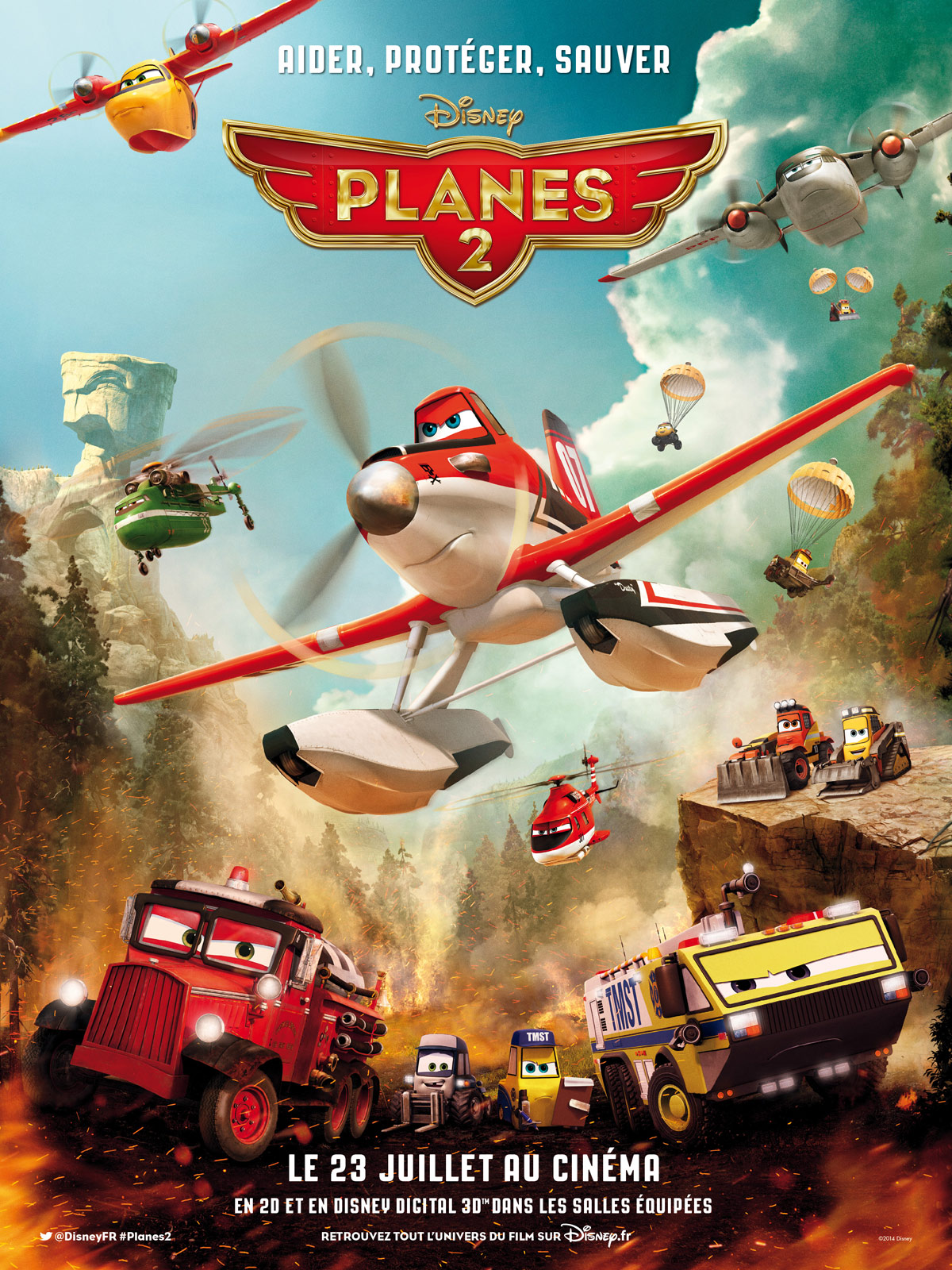 Planes 2  [TRUEFRENCH.TS.MD] dvdrip