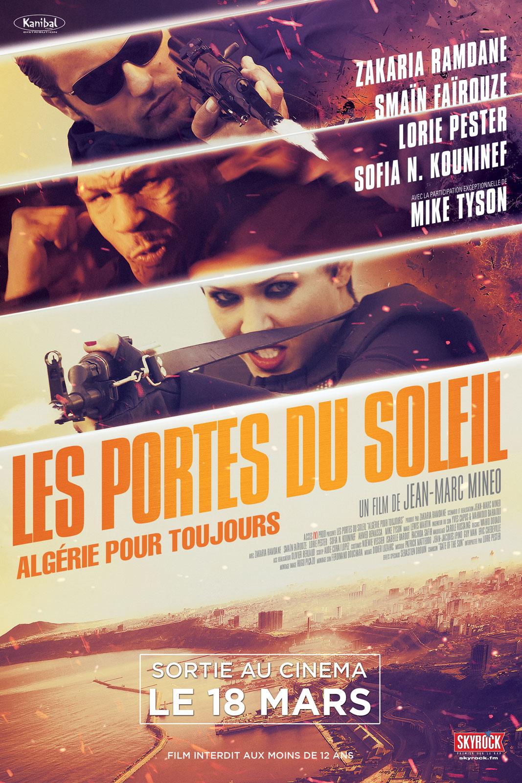 Les Portes du soleil – Algérie pour toujours