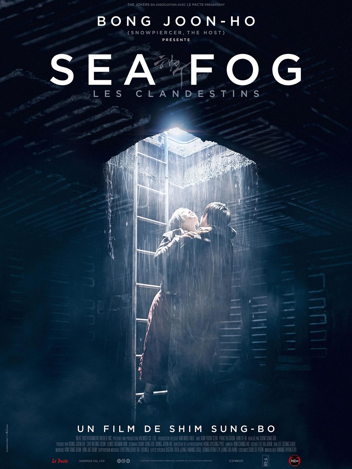 SEA FOG – Les Clandestins