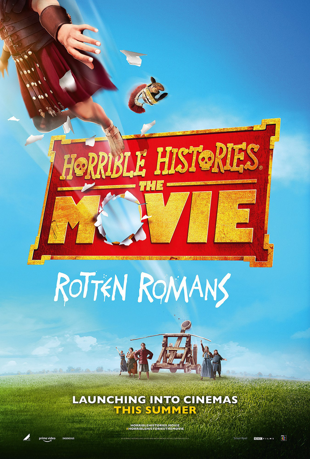 Horrible Histories : The Movie – R... streaming