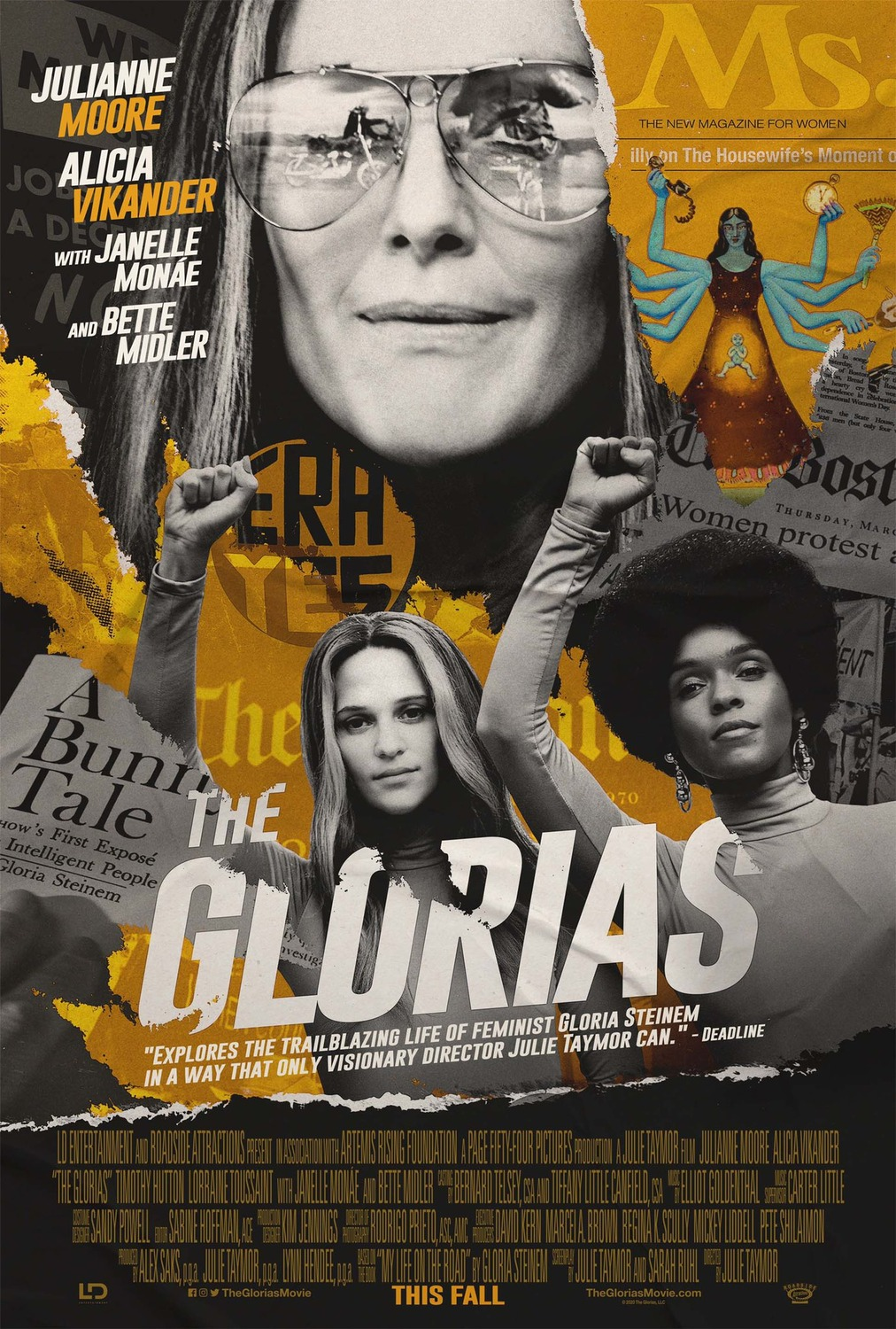 film The Glorias streaming