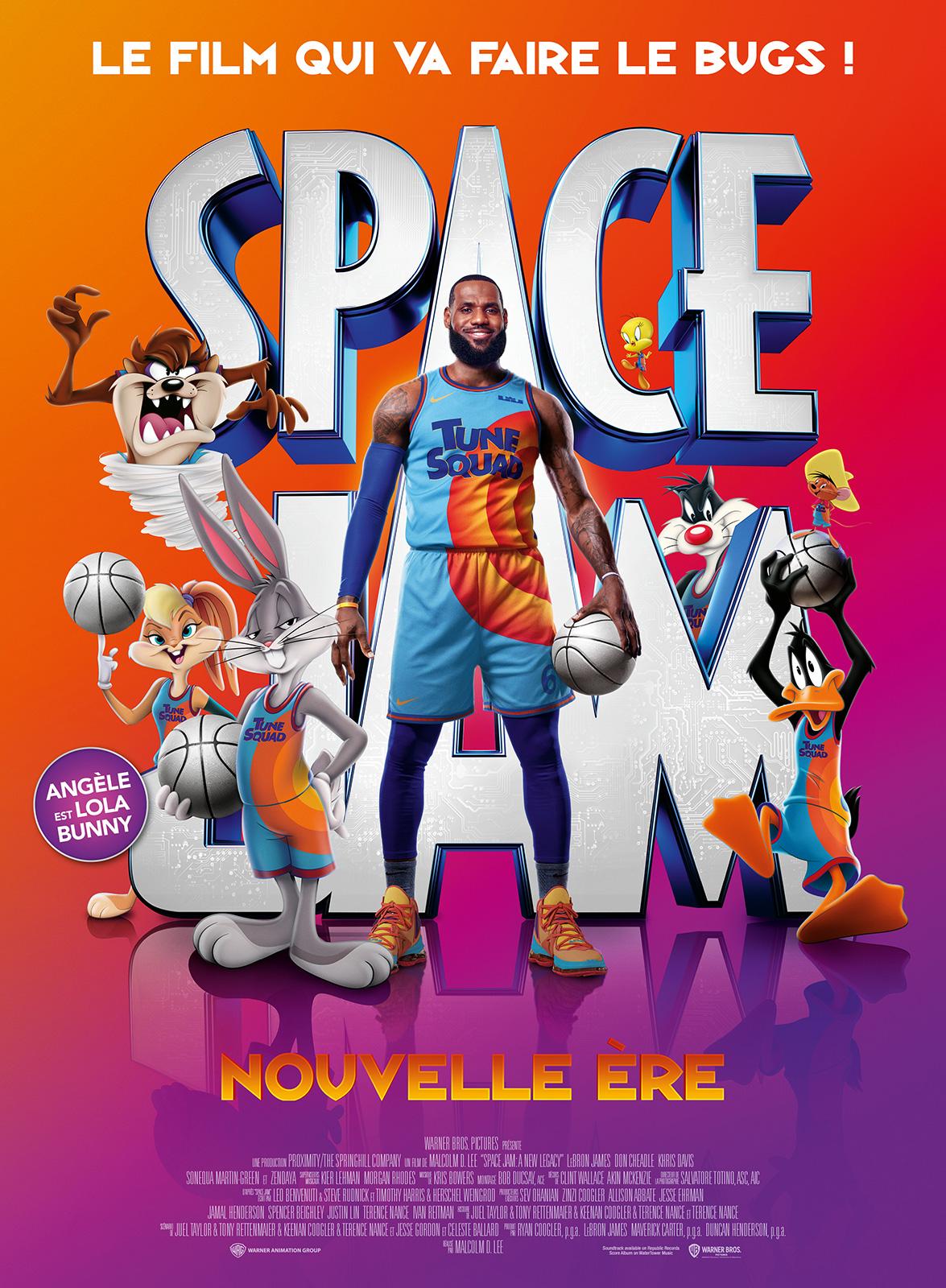 Space Jam - Nouvelle ère