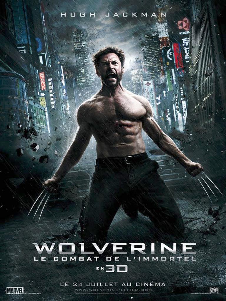 Wolverine : le combat de l'immortel [TS.V2.LD] dvdrip
