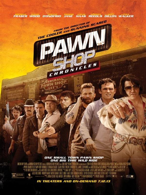 Pawn Shop Chronicles [VOSTFR] dvdrip