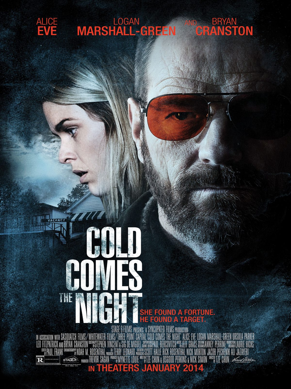 Cold Comes the Night [VOSTFR] dvdrip