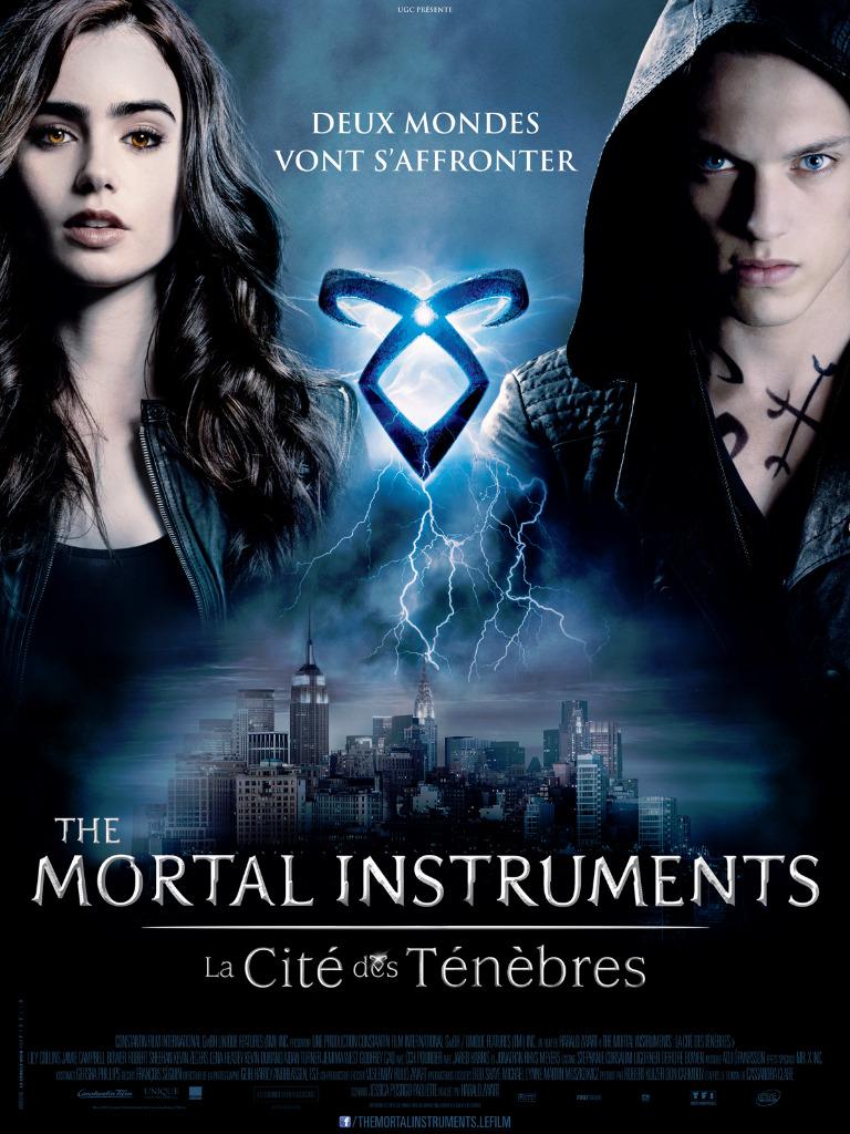 The Mortal Instruments : La Cité des ténèbres [VOSTFR] dvdrip
