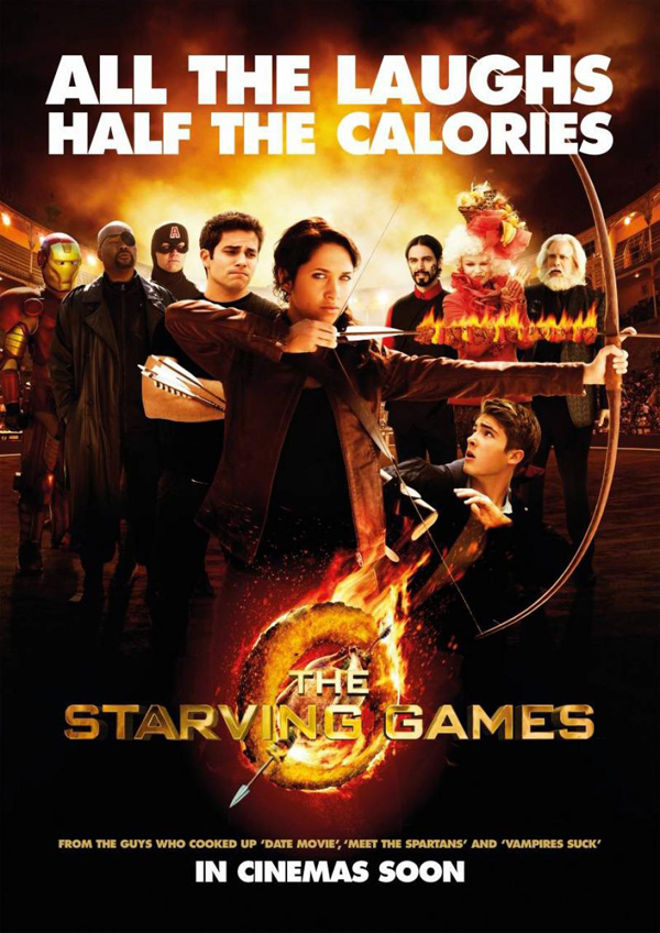 The Starving Games dvdrip