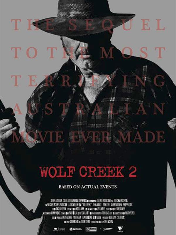 Wolf Creek 2 dvdrip