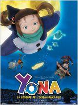 film Yona, la légende de l'oiseau-sans-aile streaming vf