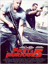 film Fast & Furious 5 streaming vf