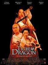 Tigre et dragon streaming