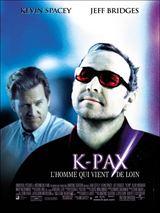 K-Pax, l'homme qui vient de loin streaming
