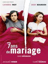7 ans de mariage streaming