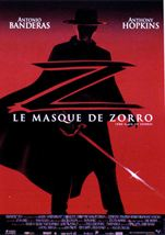 Le Masque de Zorro streaming