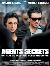 Agents secrets streaming