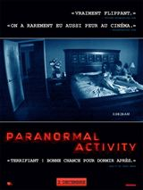film Paranormal Activity streaming vf