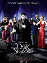 Dark Shadows streaming