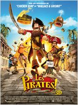 Les Pirates ! Bons à rien, Mauvais en tout (2012)