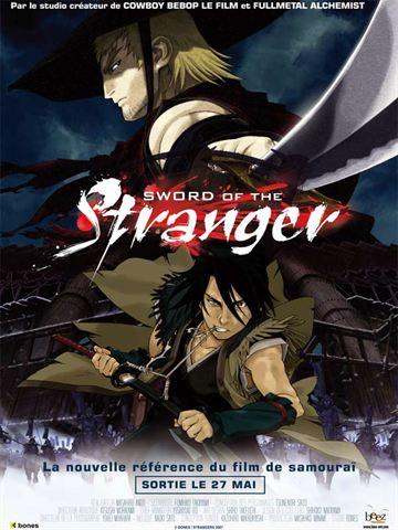 Sword of the Stranger dvdrip