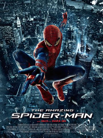 The Amazing Spideman [TS] dvdrip