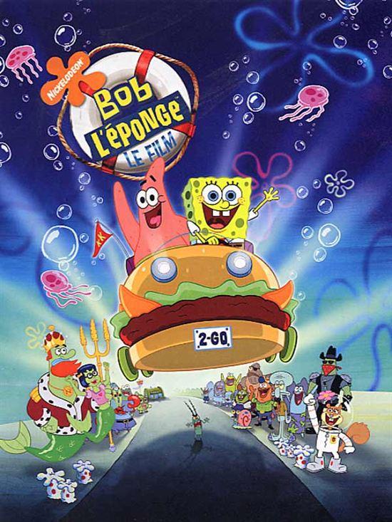 Bob l'éponge – le film dvdrip