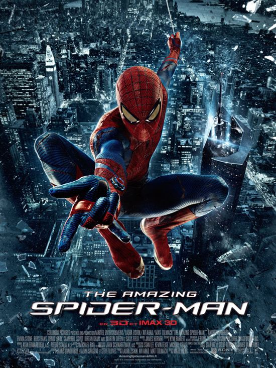 The amazing spider-man [DVDSCR.LD] dvdrip