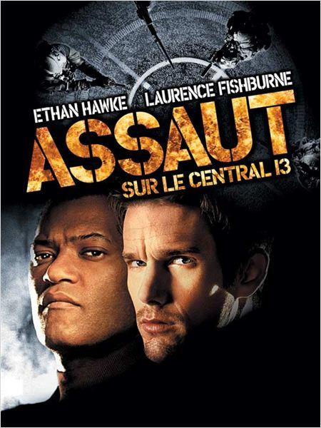 Assaut sur le central 13 (2005)