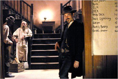 Deadwood : photo Timothy Olyphant