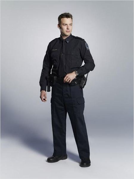 Rookie Blue : photo Peter Mooney