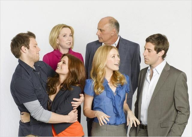 Better With You : photo Debra Jo Rupp, Jake Lacy, Jennifer Finnigan, Joanna Garcia, Josh Cooke