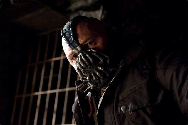 The Dark Knight Rises : photo Tom Hardy