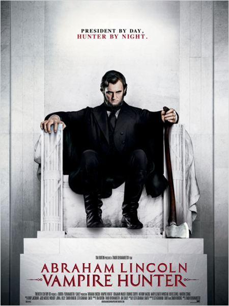 Abraham lincoln vampire hunter [VOSTFR] dvdrip