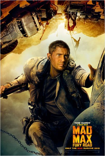 Mad Max: Fury Road : Affiche