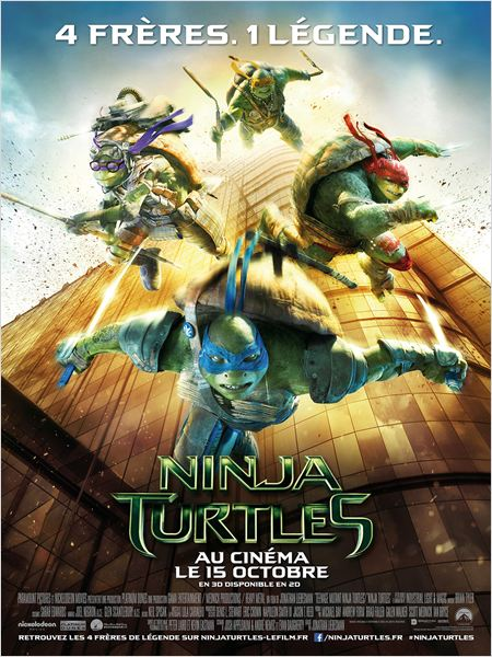 Ninja Turtles ddl