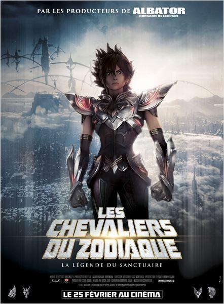 Les Chevaliers du Zodiaque - La Légende du Sanctuaire DVDRIP TRUEFRENCH