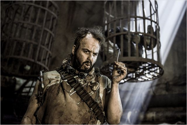 Mad Max: Fury Road : Photo Angus Sampson