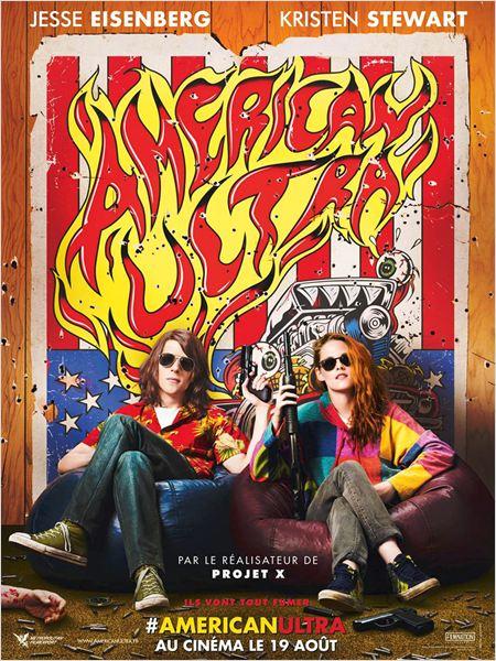 American Ultra : Affiche
