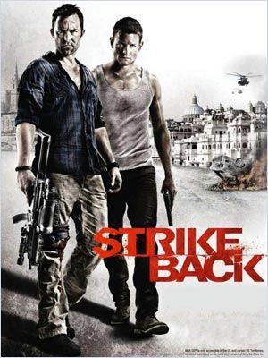 اVFا Strike Back : Saison 02 [2/6] HDTV |