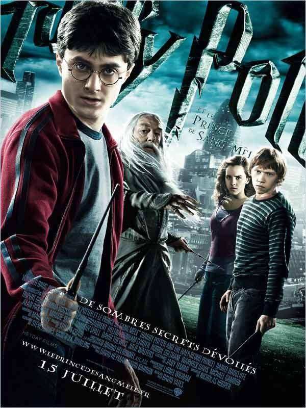 Harry Potter et le Prince de sang mêlé ddl